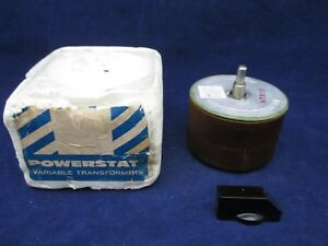 Powerstat Variable Transformers 10b New