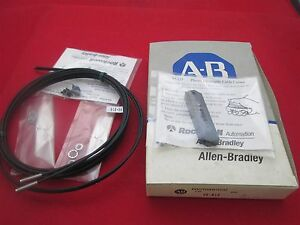 Allen bradley 99 819 Fiber Optic Sensor New