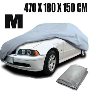 Car Suv Cover Waterproof Outdoor Sun Uv Snow Dust Rain Resistant Protection 4 7m