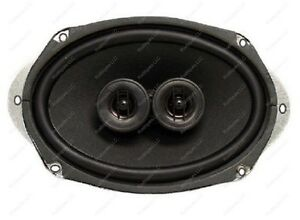 1967 68 Ford Mustang Dash Speaker Exact Fit For Modern Stereo Radio W A C