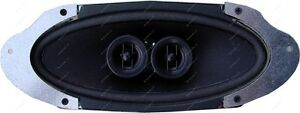 1967 68 Ford Mustang Dash Speaker Exact Fit For Modern Stereo Radio No A C