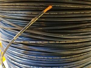 500 Ft 14 Awg Blue Thhn Thwn 2 Thwn Stranded Copper Building Wire