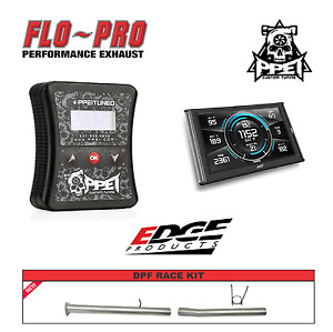 Ppei Autocal For 13 16 Dodge 6 7 Cummins Edge Cts2 Monitor Flo Pro Delete Pipe