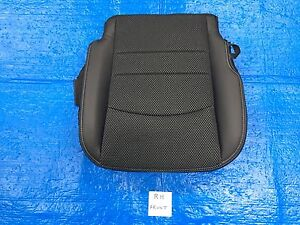 2016 2017 Dodge Ram Sport Right Front Seat Cover Bottom Cloth Vinyl Black