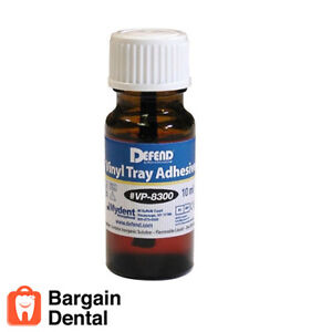 Dental Defend Vps Vinyl Tray Adhesive 10 Ml Vp 8300