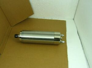 Water Cooled Mold Spindle Motor 3kw 4hp For Metal Usg