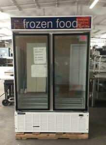 Mb Master bilt Blg 48hd 2 door Freezer looks New Amazing Deal
