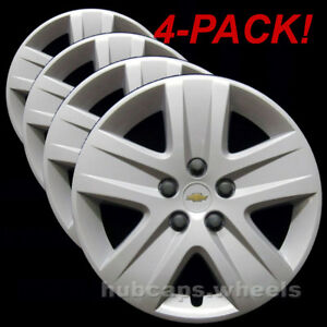 Chevrolet Impala 2010 2011 Hubcaps Genuine Oem Factory Wheel Covers 4 Pack