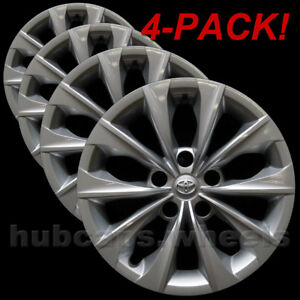 Toyota Camry 2015 2017 Hubcaps Genuine Factory Oem 61175 Wheel Covers 4 pack