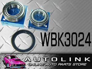 Front Wheel Bearing Kit Suit Nissan Patrol G60 With C200 Or H260 Diff 1962 1979