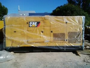 New Cat C15 Generator Set 50hz