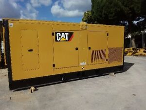 New Cat C13 Generator Set 50hz