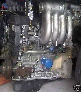 Jdm B20z Engine Longblock Honda Crv Civic Integra B20 High Compression