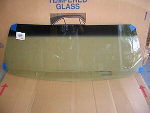 1970 1974 Plymouth Barracuda Dodge Challenger Fits Windshield Glass Dw758gbn