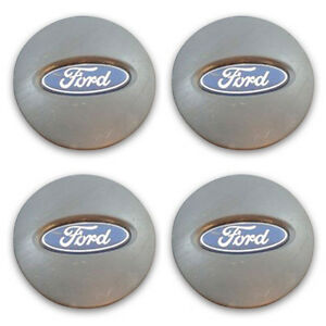 4 Free Shipping 99 04 Ford F150 Expedition 2l34 1a096 Wheel Center Caps Hubcaps