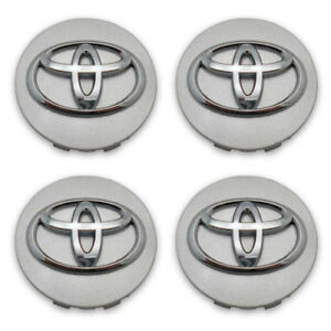 4 Set Center Cap Hubcap Toyota Camry Highlander Sienna Venza 12 18 42603 08030