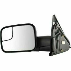 New Driver Side Flip up Towing Mirror For Dodge Ram 1500 2500 3500 2002 2008