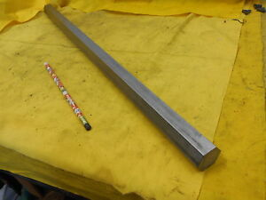 Stainless Steel Hex Bar Machine Shop Rod Stock 1 X 22 Oal