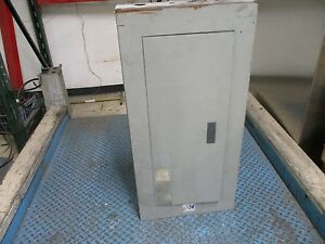 Siemens Main Breaker Circuit Breaker Panel Bg42mb4225stm 225a Main 42 slot Used