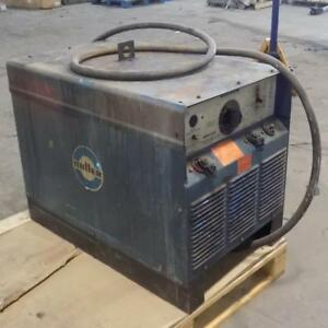 Miller Constant Current Dc Arc Welding Power Source Srh 333