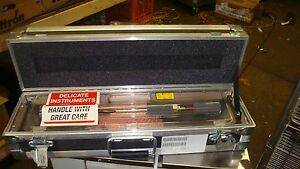 New Reuter Stokes Iron Oxide Probe Conductor With Case Free Shipping