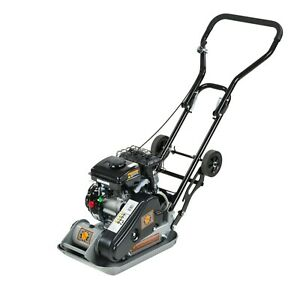 Vibratory Plate Compactor 79cc Dirty Hand Tools