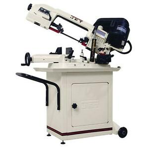 Jet Hbs 56s 5 X 6 Horizontal Mitering Bandsaw 414457 Free Shipping