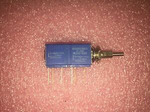 1 Piece 83j2dz32ca0032 Bourns Potentiometer 1k 200 Ohm
