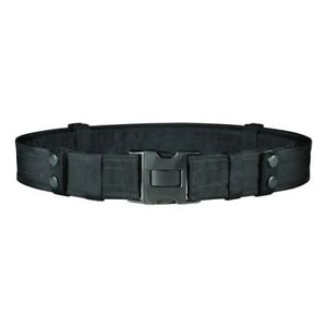 Bianchi Medium Black Patrol Tek 2 Duty Belt System W Liner 4 Keepers 31408