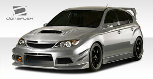 08 14 Sti 5dr 11 14 Impreza Wrx 5dr Vrs Body Kit 7pc Body Kit 108008