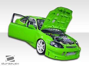 96 98 Honda Civic 2dr Duraflex Buddy Body Kit 4pc 110419