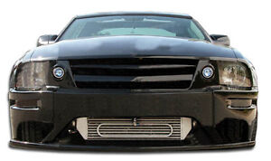 05 09 Ford Mustang Duraflex Stallion Front Bumper 2pc Body Kit 104296