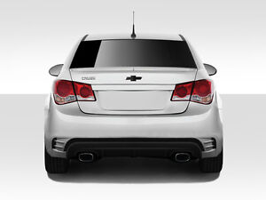 11 15 Chevrolet Cruze Duraflex Concept X Rear Bumper 1pc Body Kit 109722