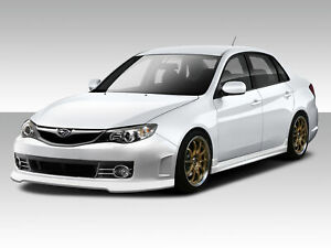 08 14 Impreza 08 10 Impreza Wrx 4dr Duraflex Sti Body Kit 4pc Body Kit 108761