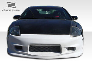 00 05 Mitsubishi Eclipse Duraflex I Spec Front Bumper 1pc Body Kit 103371