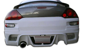 00 05 Mitsubishi Eclipse Duraflex K 1 Rear Bumper 1pc Body Kit 103372