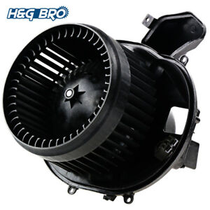 New A c Ac Heater Blower Motor W fan Cage For Volvo Xc70 Xc90 S60 S80 V70