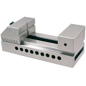 Toolmaker s Vise Without Slot 3900 0122 new Ds