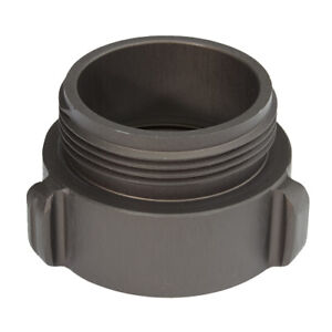 Aluminum 2 1 2 Female Npt To 2 1 2 Male Nh Fire Hose Adapter