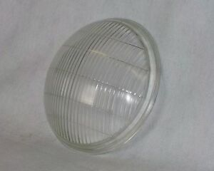 Vintage Head Light Lens 1 Pc 158 8 Overall New Nos Excellent Condition