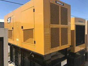 New Cat C9 Generator Set 2017 Model