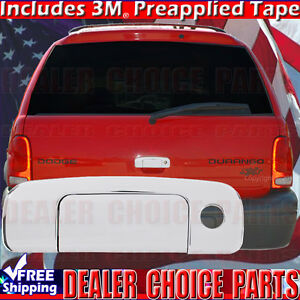 For 1998 1999 2000 2001 2002 2003 Dodge Durango Chrome Tailgate Handle Cover
