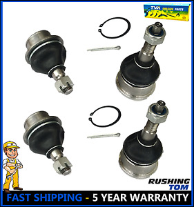 All 4 Upper Lower Ball Joints For 2002 2005 Ford Explorer Mercury Mountaineer