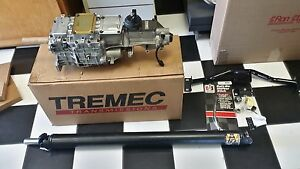 1967 1968 1969 Camaro Tremec Tko 600 Or Tko 500 5 Speed Deluxe Kit