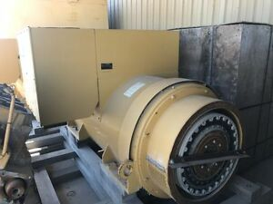 Surplus Cat Sr4b Hv 2000kw Generator End 6600v