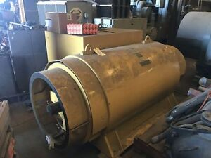 Reconditioned Kato 2000kw Hv Generator End