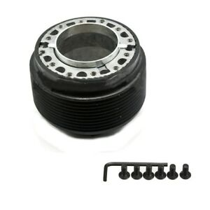 Universal Steering Wheel Racing Quick Release Snap Off Hub Adapte Kit For Toyota