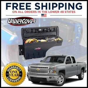 Undercover Swing Case Driver Side Truck Bed Storage Sc201d 2005 2014 Ford F 150