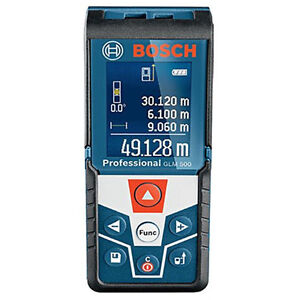 new 2017 Bosch Laser Measure Glm 500 Professional Distance Incline Rangefinder