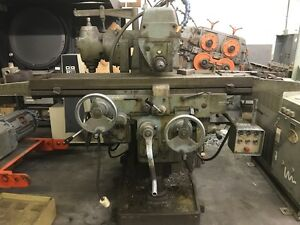 Shizuoka Sp ch Horizontal Mill With Vertical Head
